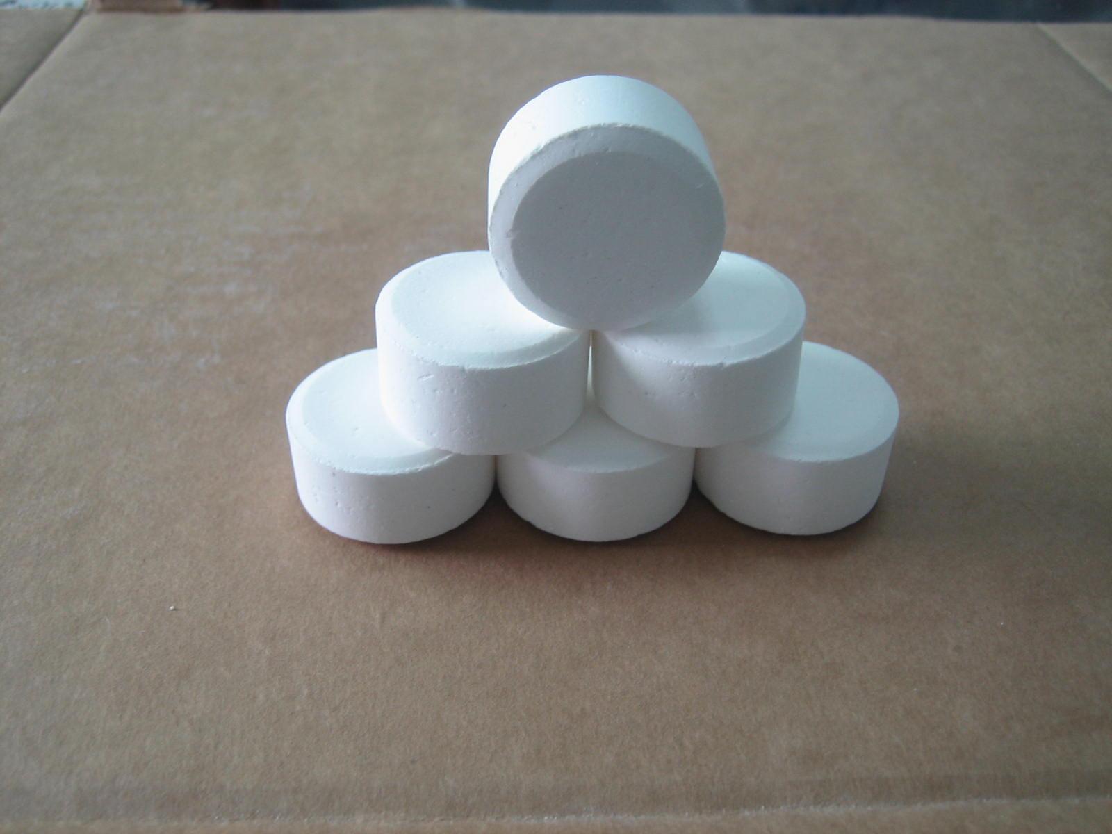 TCCA 90% Trichloroisocyanuric Acid 90% Powder Granular Tablet
